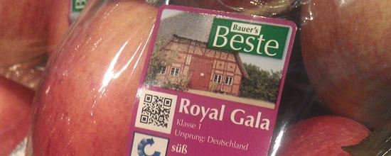 """""""Bauers Beste"""" ist die Regionalmarke von Edeka Minden-Hannover"""