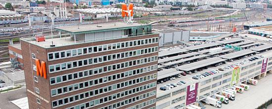 Zentrale der Migros-Genossenschaft Zürich