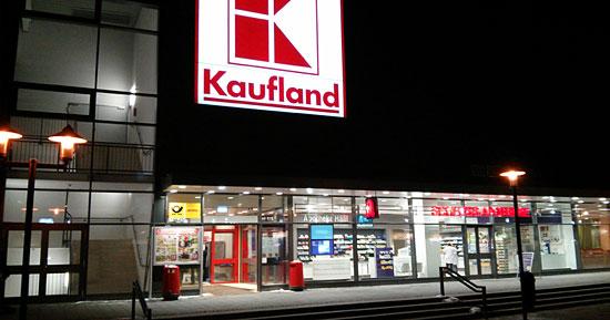 Kaufland-Markt in Essen-Borbeck