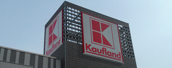 Kaufland in Berlin