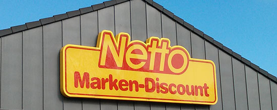 Netto-(ohne Hund)-Markt in Berlin