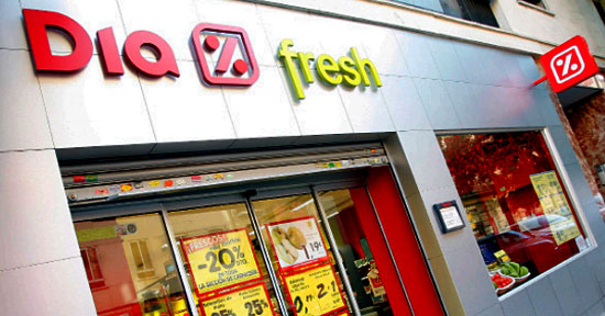 Neues Dia-Fresh-Konzept in Frankreich und Spanien / Foto: Dia
