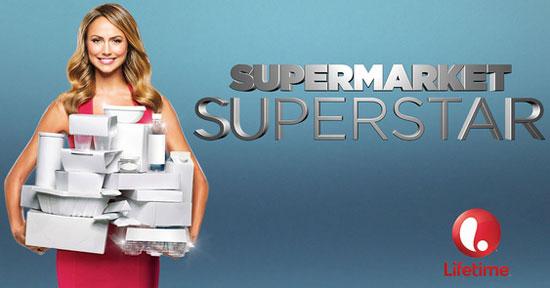 """Die Moderatorin der Lifetime-Show """"Supermarket Superstar"""" scheint selbst nur selten Lebensmittelläden aufzusuchen"""