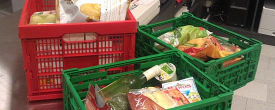 Lebensmittel liefern lassen? Die Deutschen sind noch skeptisch