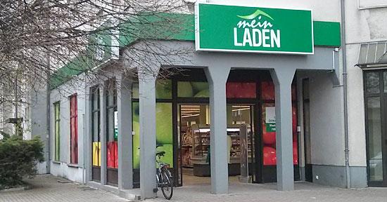 """Nach Amberg und München: Neue """"Mein Laden""""-Filiale am Berliner Stadtrand"""
