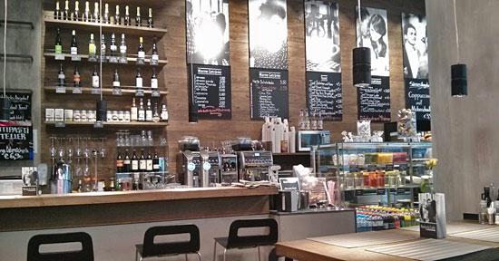 """""""Pasta & Café by Interspar"""" in der Wiener Innenstadt"""