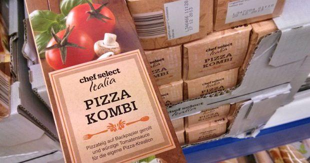 """Neue Verpackung, alter Geschmack: """"Chef Select""""-Eigenmarke bei Lidl"""