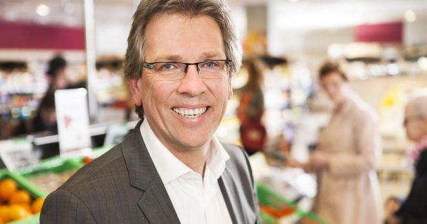 SuperBioMarkt-Gründer Michael Radau / Foto: (c) SuperBioMarkt