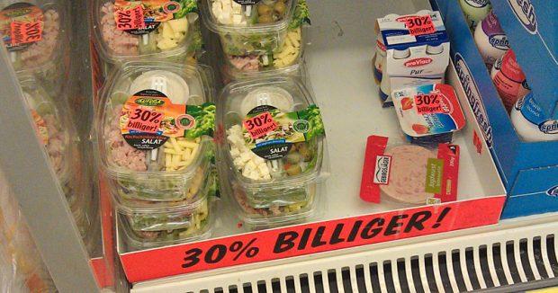 Nix für Einkaufsästheten: Lebensmittel aus der Restekiste bei Lidl