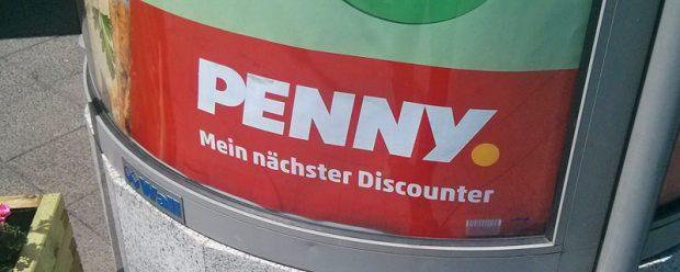 """Penny möchte gerne """"Mein nächster Discounter"""" sein (stimmt bei mir aber gar nicht - und bei Ihnen?)"""