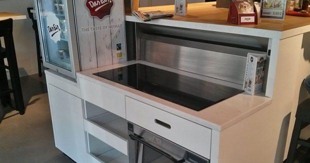 """Bei """"Made by Rewe"""" bleibt die """"Smart People""""-Kundenküche inzwischen kalt"""