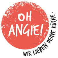 """Oh Angie!""-Logo / Copyright: Rewe / Smart people GmbH"