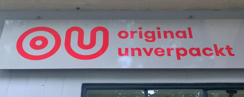 """""""Klein aber OU"""" ist das Motto, mit dem Original Unverpackt in Berlin startet"""