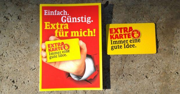 Kaiser's Extrakarte