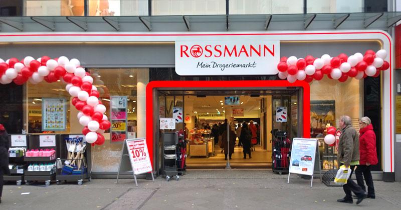 Rossmann Drogerie Austria