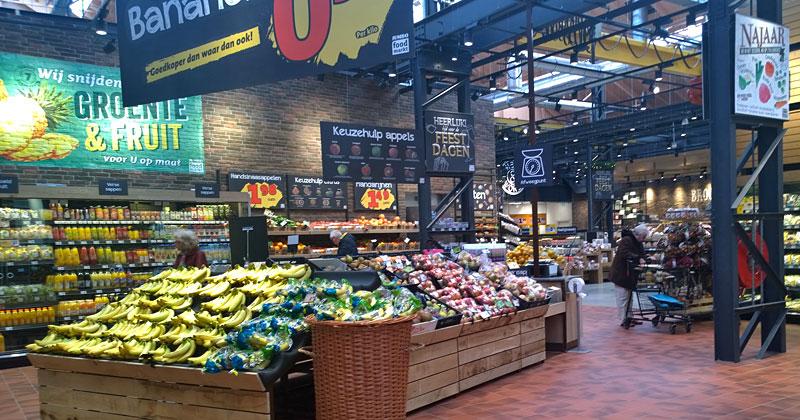 Jumbo Foodmarkt in Amsterdam