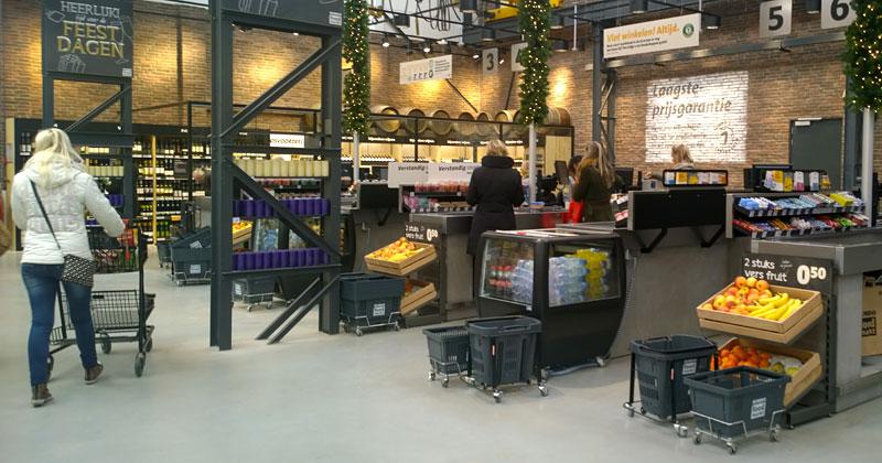 Jumbos Foodmarkt in Amsterdam