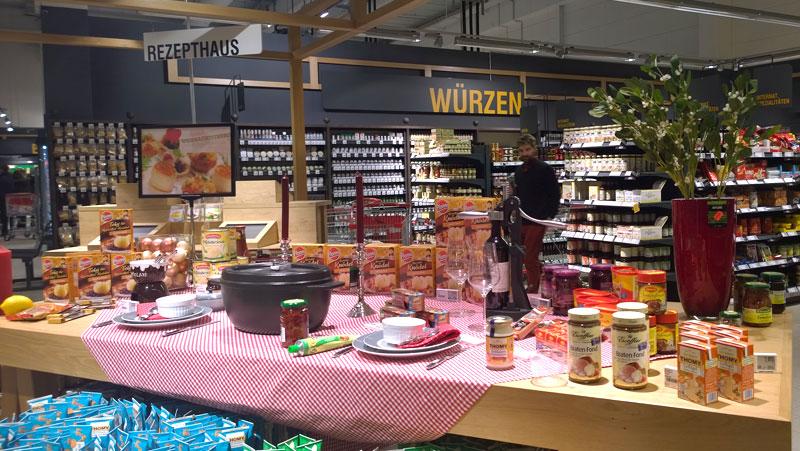 Zweiter Pilotmarkt In Darmstadt Rewe Und Die Grenzen Des Neuen