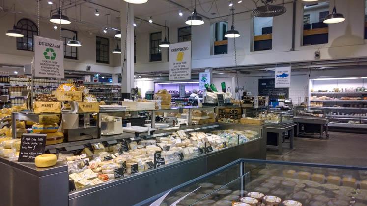 marqt filiale in amsterdam - Ikea Lebensmittelmarkt