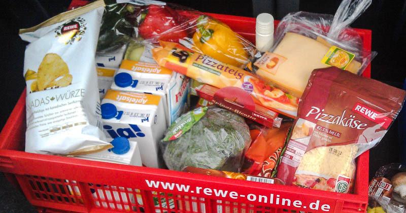 """Warum """"Ersatzartikel"""" in der Lebensmittel-Lieferung oft ein"""