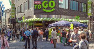 Aufgepasst, Mittagesser! Rewe versucht sich in Köln als Imbiss-Alternative