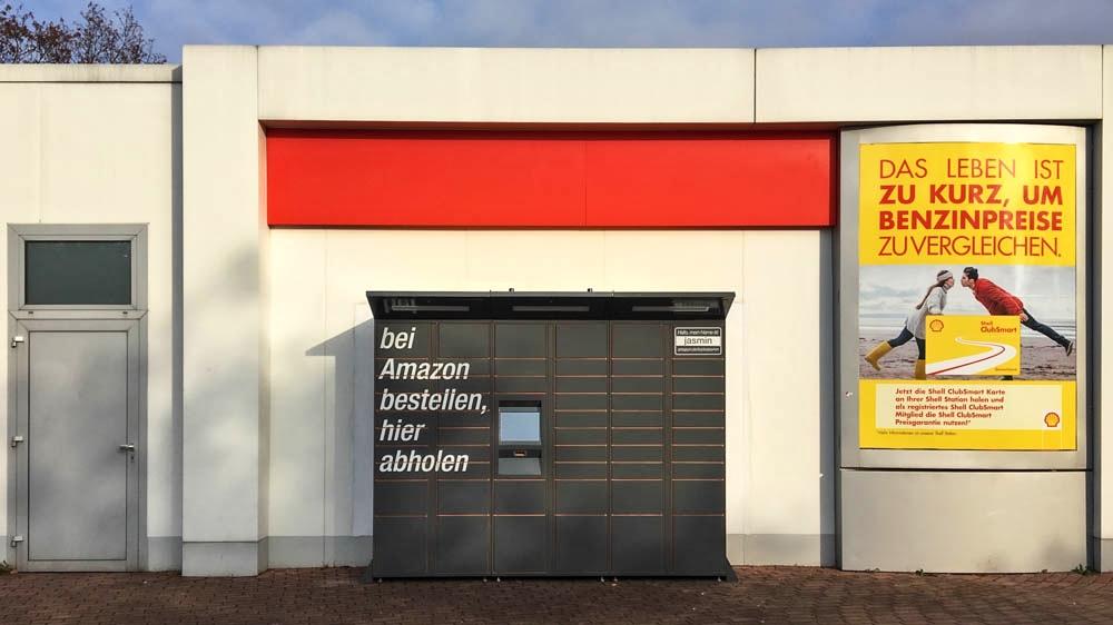 Amazon Locker Standorte Finden