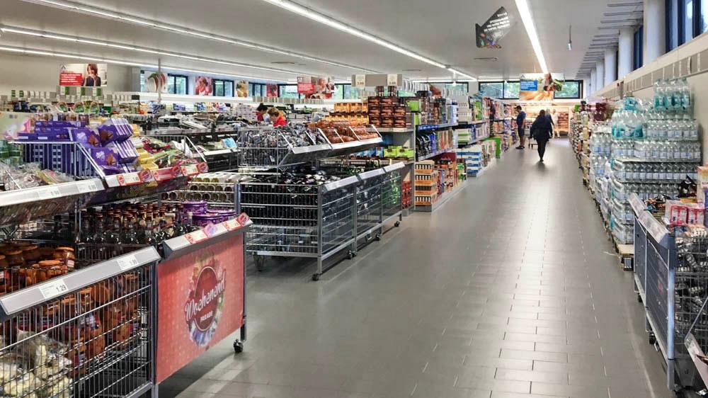 Der Schöne und das Biest: Aldis halbe Discount-Revolution in ...
