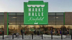 """Real wird zur """"Markthalle Krefeld"""": Bist das noch du, altes SB-Warenhaus?"""