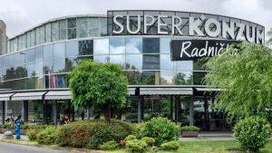 Super Konzum in Zagreb: Die fast perfekte Einkaufs-Balance