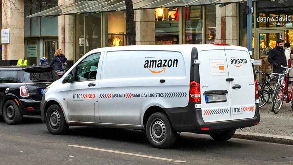 amazon logistics berlin