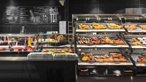 """Rewe im Testmodus: """"deli am Markt"""" kommt auch auf kleinen Flächen, wechselnde Designs für """"Beste Wahl"""""""