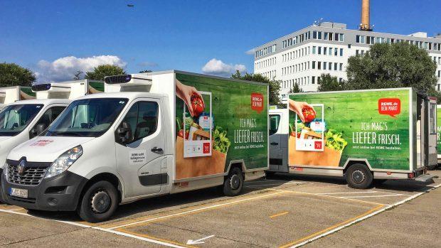 Dossier: Lebensmittel-Lieferdienste