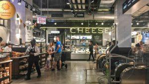 Einkaufen, Mittagessen – oder beides? Whole Foods Bryant Park löst die Grenzen zwischen Supermarkt und Restaurant auf