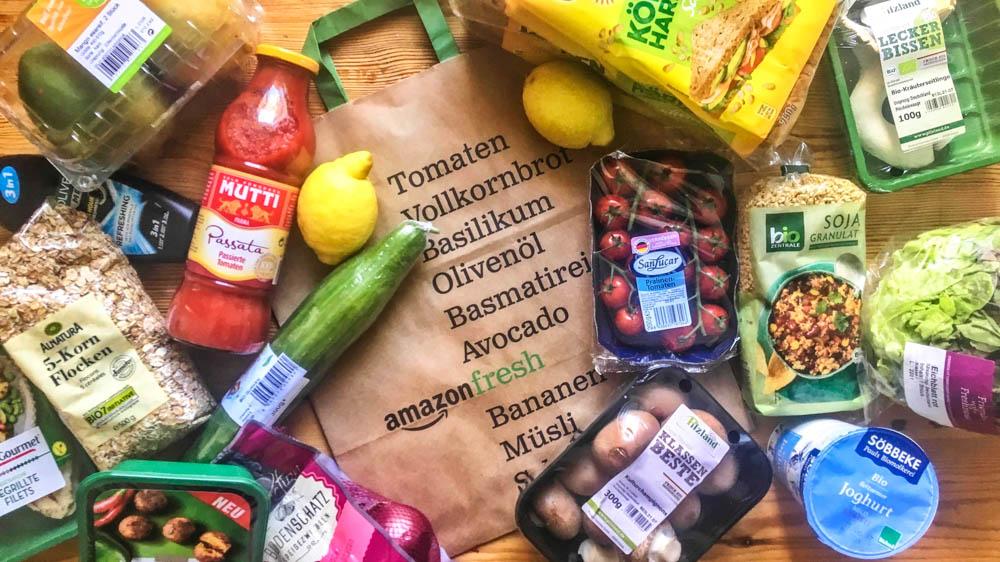 DHL ist raus: Amazon Fresh stellt frische Lebensmittel auch in