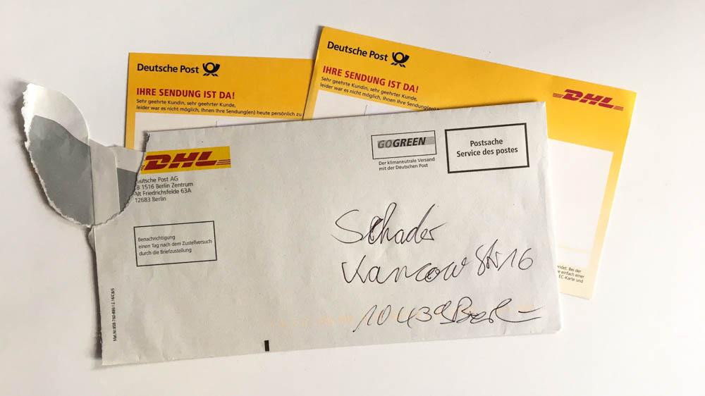 Dhl Packstation Karte.Dhl Rät Berliner Packstationkunden Nutzen Sie Diese Packstation