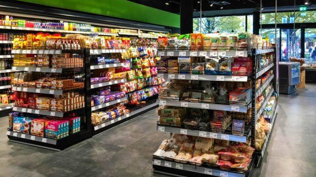 Hier sehen Sie leider nur ein klassisches Supermarkt-Sortiment, teurer als im klassischen Supermarkt.
