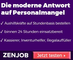 Zenjob – Die moderne Antwort auf Personalmangel