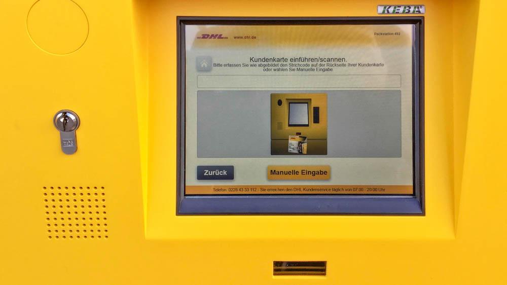 packstation neue karte DHL stellt Spar Packstationen bei Lidl in Berlin und Hamburg auf