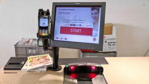 Noch mehr SB-Kassen im Drogeriefachhandel: Rossmann modernisiert gemächlich
