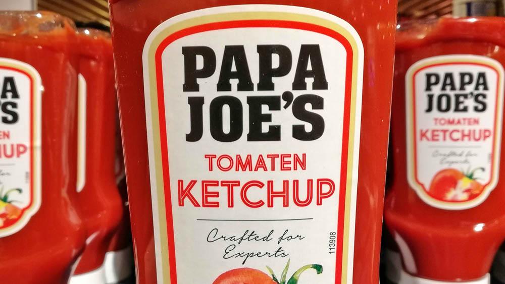 Der Papa Wird S Schon Richten Riskiert Edeka Wegen Papa Joe S Den Ketchup Krieg Mit Aldi Supermarktblog