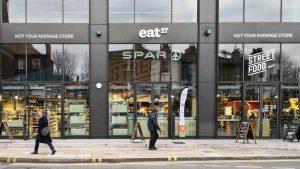 City-Supermärkte (6): Müsli für morgen, Bierchen für jetzt – Eat 17 in Hammersmith