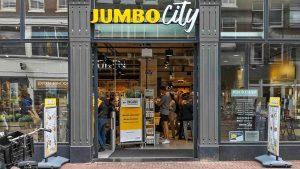 City-Supermärkte (8): Kein Platz? Kein Problem! Jumbos Innenstadt-Frische-Konzept in Amsterdam