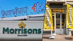 Carrefour, Jumbo, Morrisons – europäische Supermärkte sind sich einig: Lebensmittel-Lieferungen werden richtig wichtig