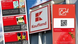 Erst per Newsletter, später per App? Auch Kaufland probiert's mit digitalen Rabatt-Coupons