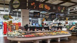 Zubereitungstheken für Obst und Gemüse bei Merkur und Spar: Das Fenster zur Küche