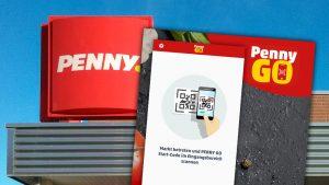 """Einkäufe mit dem Smartphone scannen – ohne Anmeldung: Penny testet """"Penny Go"""""""
