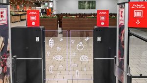 Warum Kaufland seine SB-Kassen (nach)beschleust und Rewe für mehr Übersicht beim Selbstscannen sorgen will