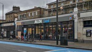 """Neues Discount-Format: """"Aldi Local"""" erobert die britischen High Streets – während Aldi Nord in Deutschland kleine Flächen lieber aussortiert"""