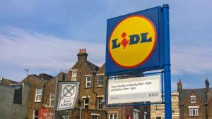 Lidl Großbritannien macht Bedienkassen in Stadtfilialen zum Auslaufmodell