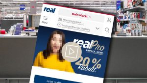 """Real startet sein Prime-artiges Mitgliederprogramm """"Real Pro"""" bundesweit [Update]"""